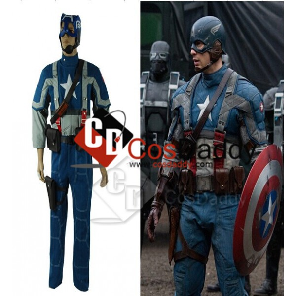 Captain America: The First Avenger Steve Rogers Mo...