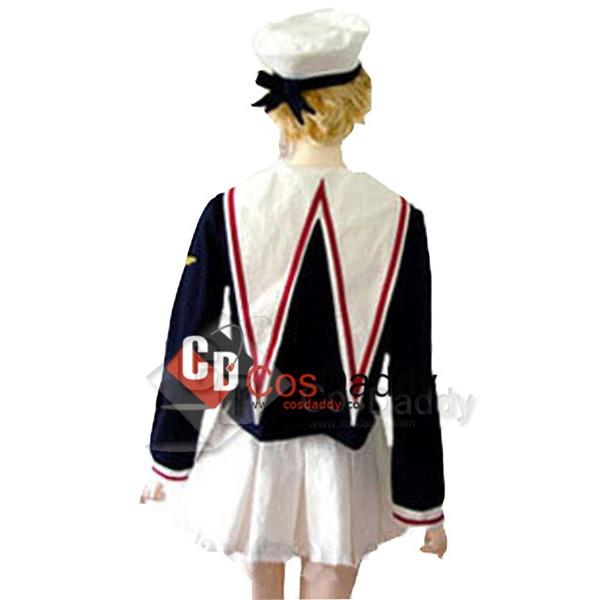 Card Captor Sakura Kinomoto Sakura Cosplay Costume