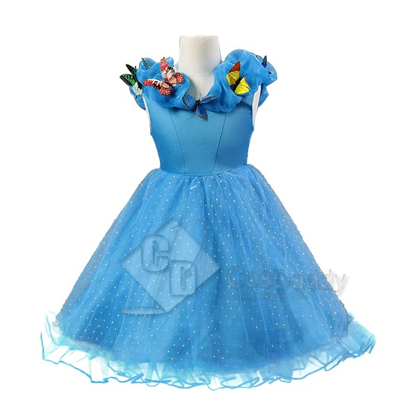 Cinderella Princess Cinderella Ella Children Dress...
