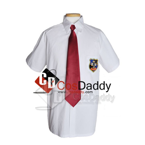Clannad School Boy Uniform Cosplay Costume
