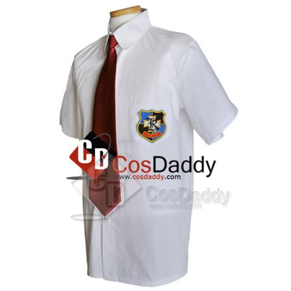 Clannad School Boy Uniform Cosplay Costume