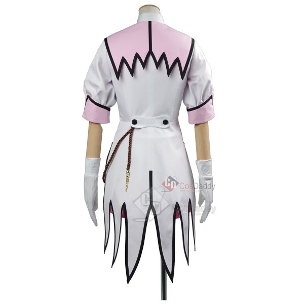 Cute High Earth Defense Club LOVE! Defense Club Ryū Zaou Uniform Cosplay Costume
