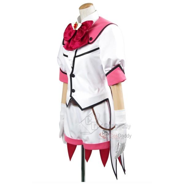 Cute High Earth Defense Club LOVE! Defense Club Yumoto Hakone Uniform Cosplay Costume
