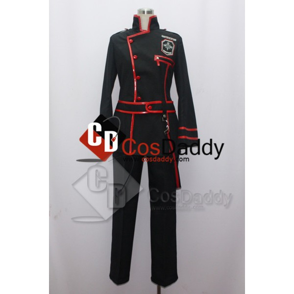 D.Gray Man Allen Black New Cosplay Costume