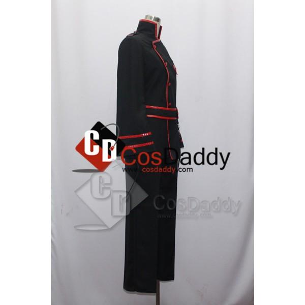 D.Gray Man Allen Black New Cosplay Costume