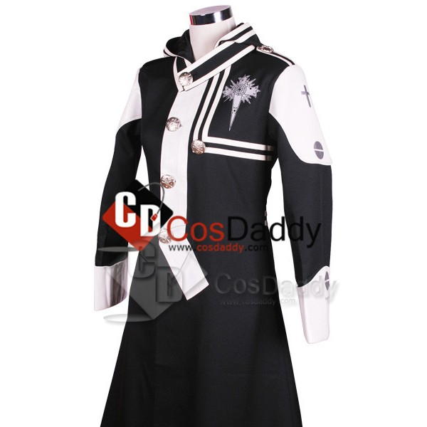 D.Gray Man Allen Cosplay Costume