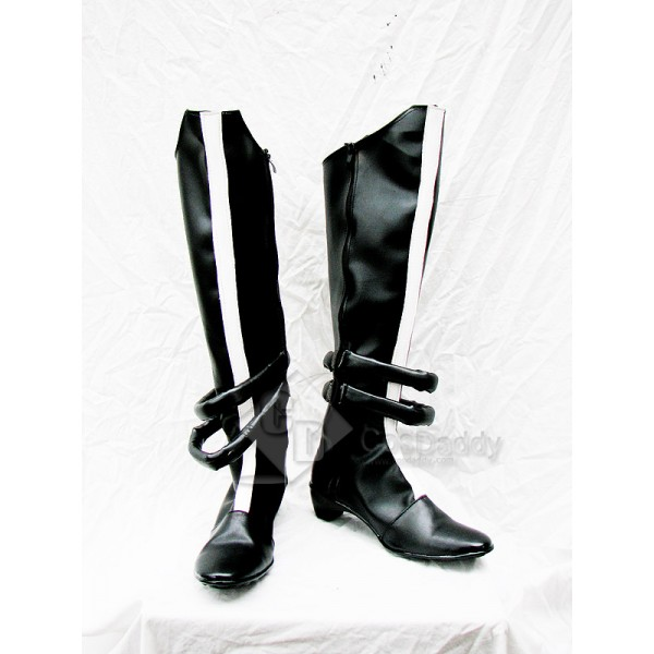 D.Gray-man Lenalee Lee Cosplay Boots Shoes