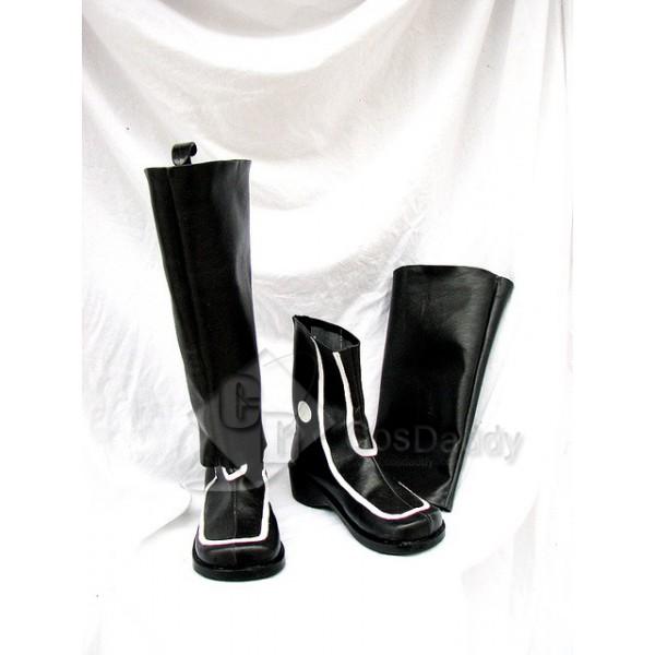 D.Gray-man Miranda Lotto Cosplay Boots Custom Made
