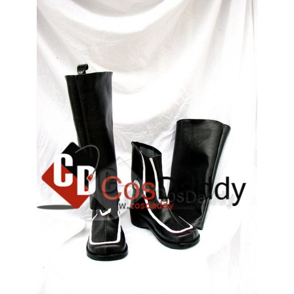 D.Gray-man Miranda Lotto Cosplay Boots Custom Made