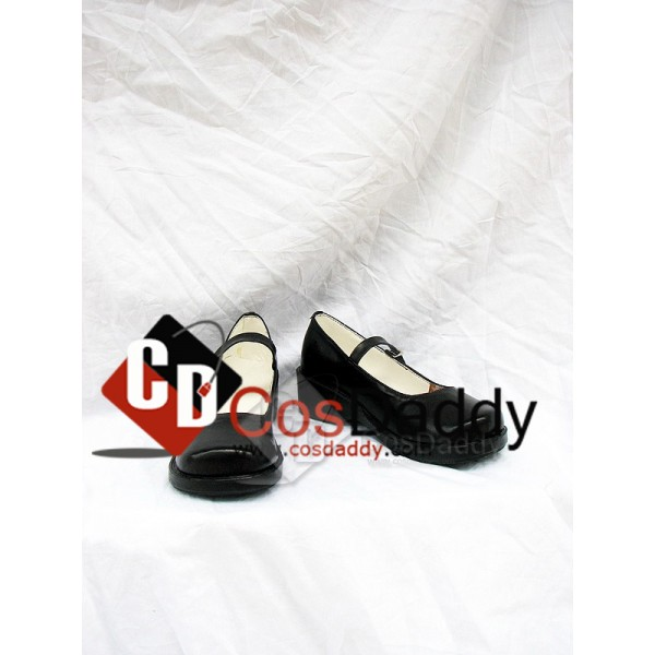 D.Gray-man Road Kamelot Cosplay Boots Shoes
