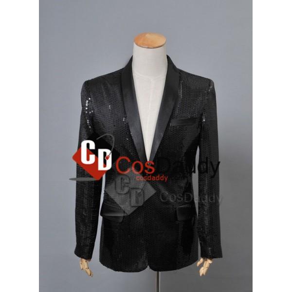 Daft Punk Random Access Memories Black Jacket Cosp...