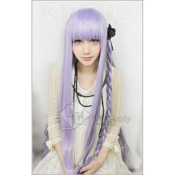 Danganronpa Kyōko Kirigiri Cosplay Wig