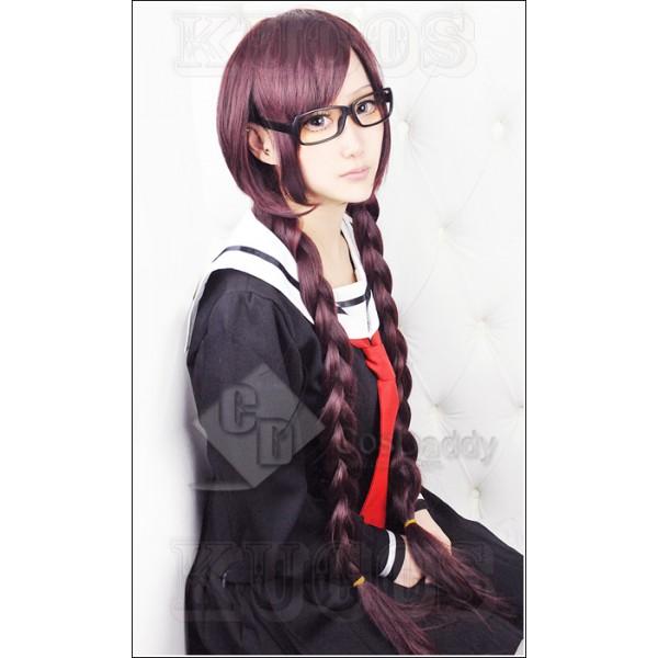 Danganronpa Tōko Fukawa Cosplay Wig
