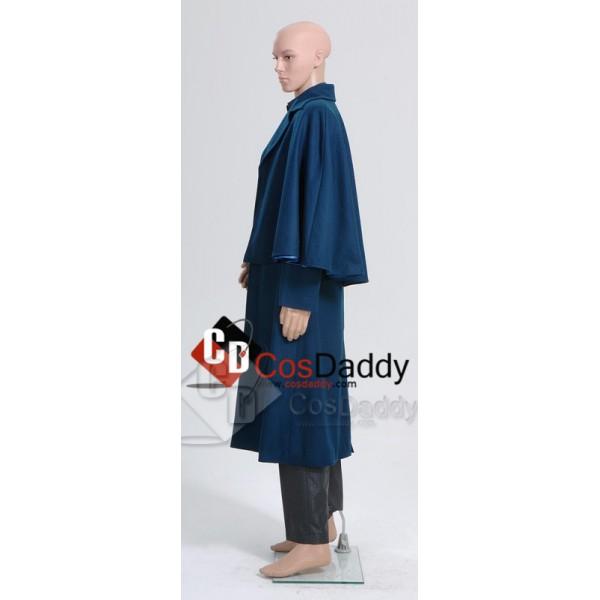 Dark Shadows Johnny Depp Barnabas Cosplay Costume
