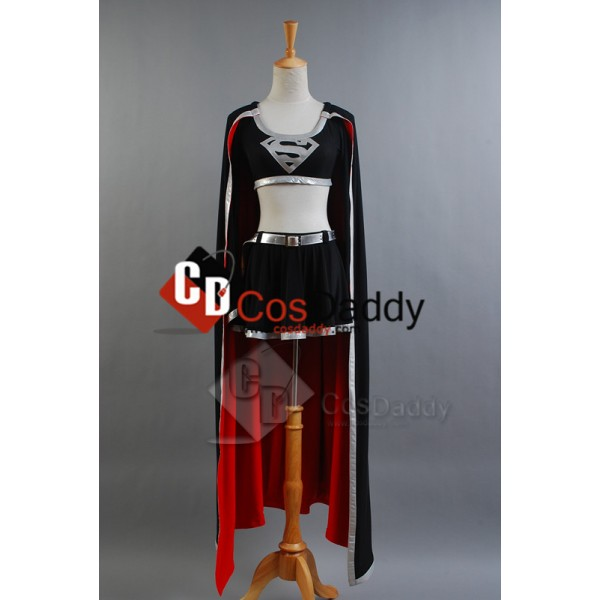 DC Comics Evil Supergirl Cosplay Costume