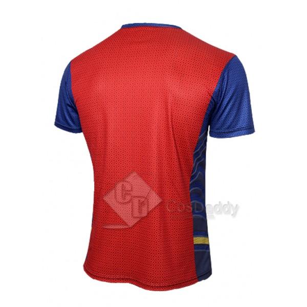 DC Superman Clark Kent T shirt Tee Short Sleeves
