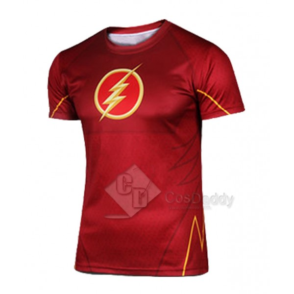DC The Flash T shirt Tee Short Sleeves
