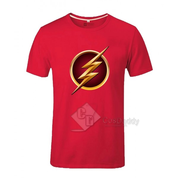 DC The Flash T shirt Tee Short Sleeves
