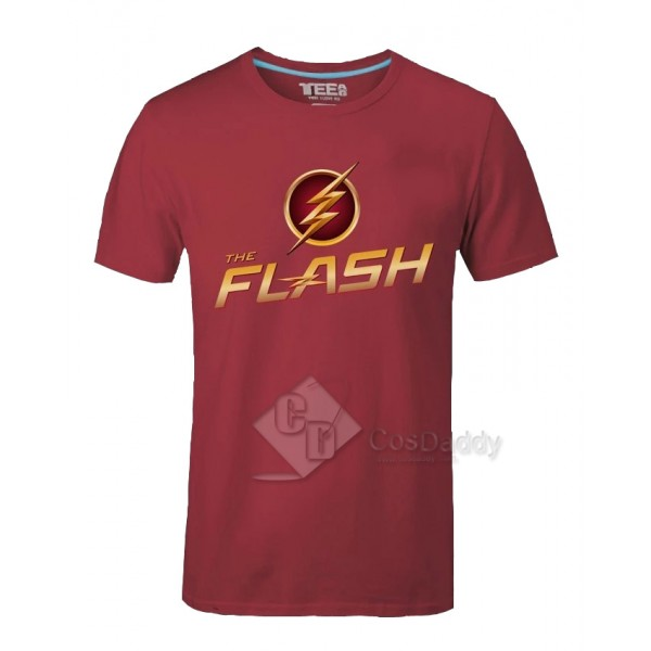 DC The Flash T shirt Tee Short Sleeves Version 2