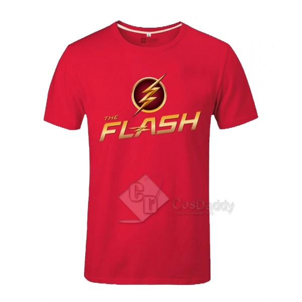 DC The Flash T shirt Tee Short Sleeves Version 2