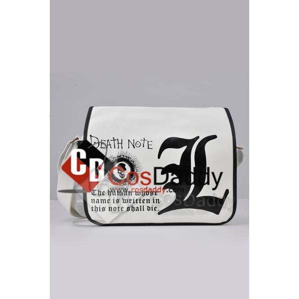 Death Note L Shoulder Bag Messenger Bag