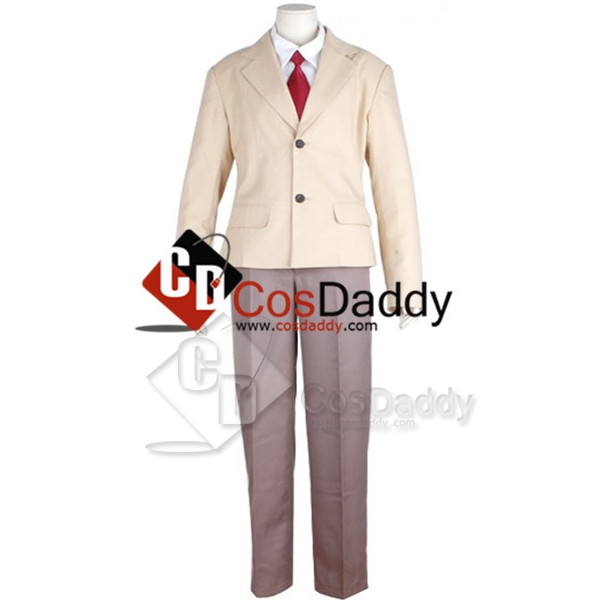 Death Note Light Yagami Uniform Cosplay Costume