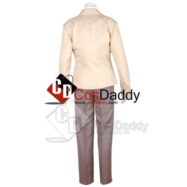 Death Note Light Yagami Uniform Cosplay Costume