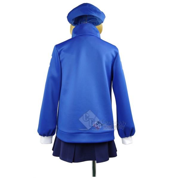 Disgaea 4 Return Fuuka Kazamatsuri Cosplay Costume