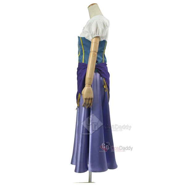 Disney HunchBack of Notre Dame Esmeralda Dress Cosplay Costume