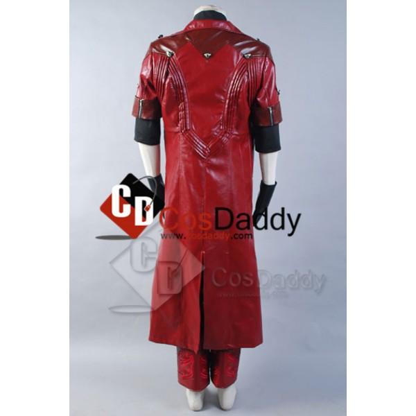 DMC Devil May Cry 4 Dante Cosplay Costume