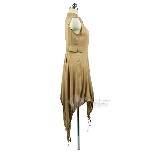 Doctor Who River Song Dress Cosplay Costume