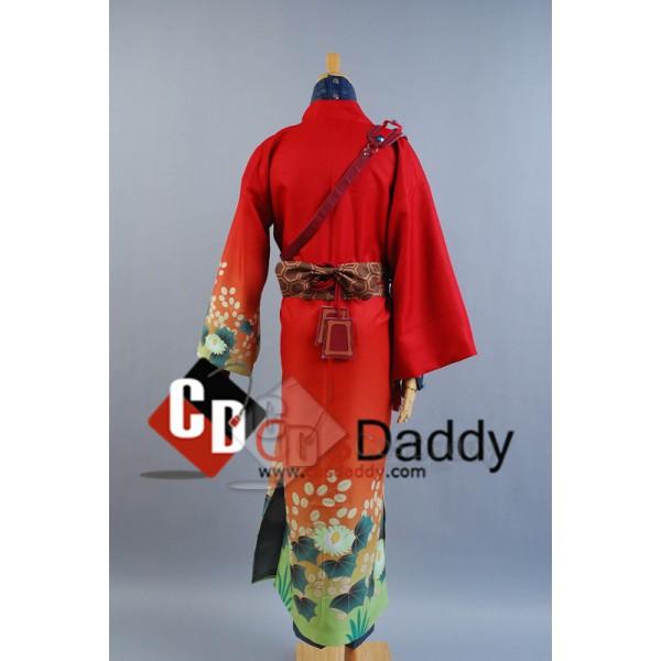 Dramatical Murder koujaku Kimono Cosplay Costume