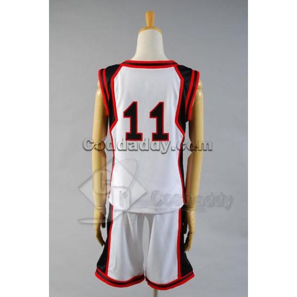Kuroko's Basketball Kagami Taiga Jersey Cosplay Costume