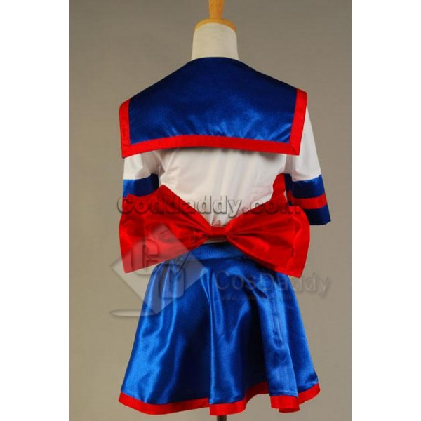 Codename: Sailor V Cosplay Costume