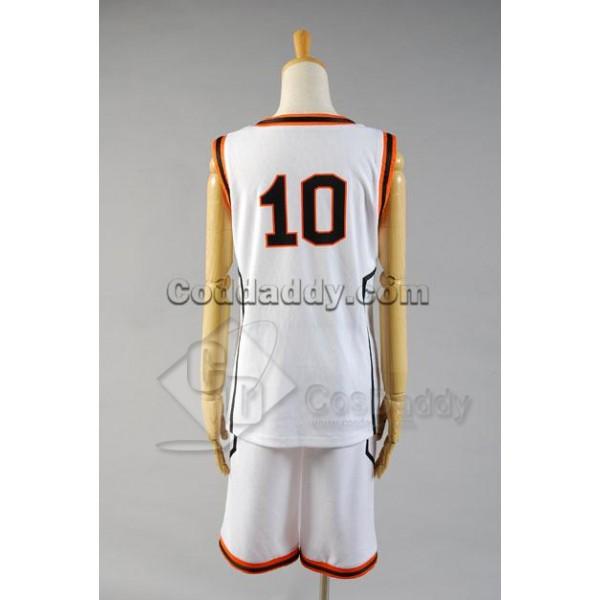 Kuroko's Basketball Kagami Taiga Cosplay Costume