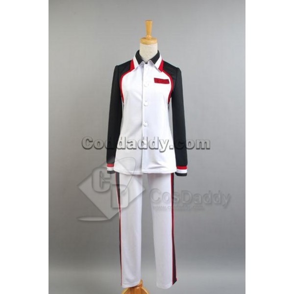 Kuroko's Basketball SEIRIN Uniform Cosplay Costume