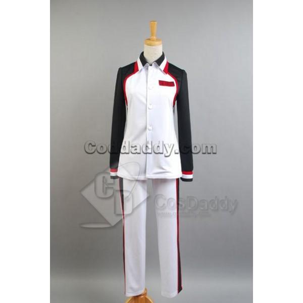 Kuroko's Basketball SEIRIN Uniform Cosplay Costume