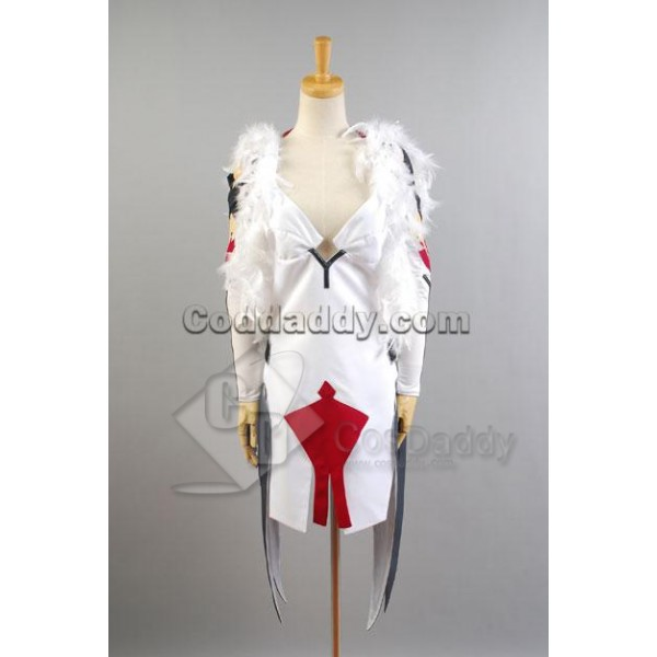 Guilty Crown YUZURIHA INORI Cosplay Costume