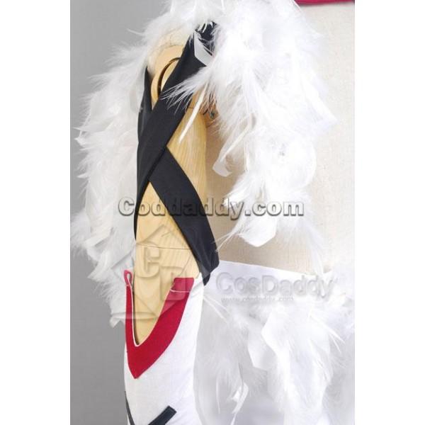 Guilty Crown YUZURIHA INORI Cosplay Costume