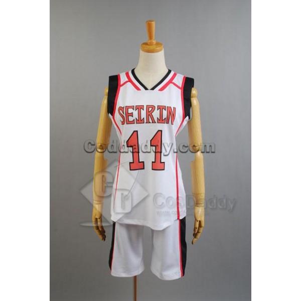 Kuroko's Basketball Kuroko Tetsuya Cosplay Costume