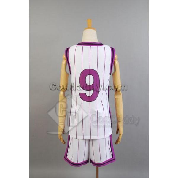 Kuroko's Basketball YOSEN Cosplay Costume