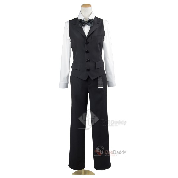 Durarara Shizuo Heiwajima Bartender Suit Full Set ...