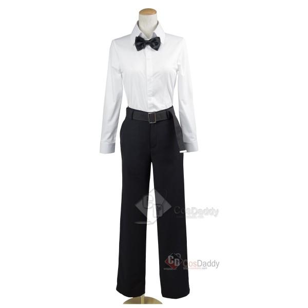 Durarara Shizuo Heiwajima Bartender Suit Full Set Cosplay Costume