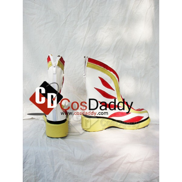 Dynasty Warriors Lady Sun Sun Shangxiang Cosplay Boots Shoes