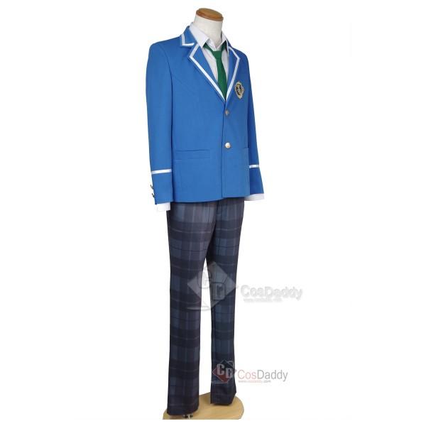 Ensemble Stars All Member School Uniform Cosplay Costume
