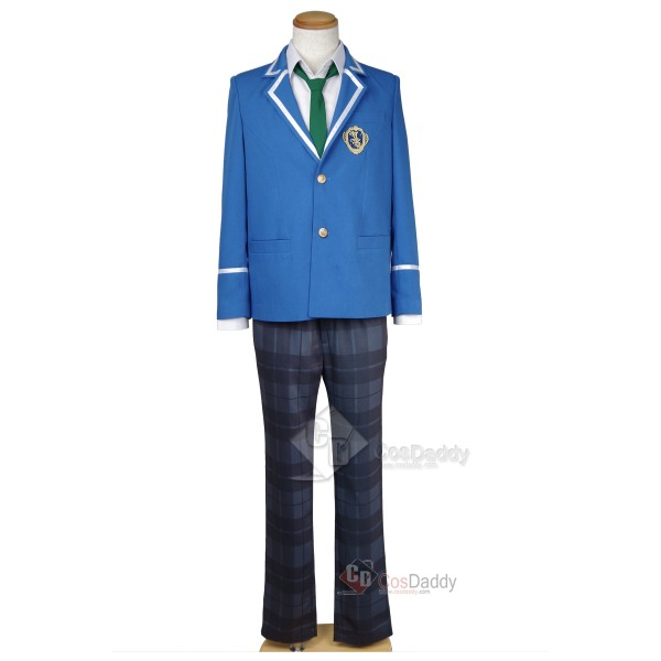 Ensemble Stars All Member School Uniform Cosplay C...