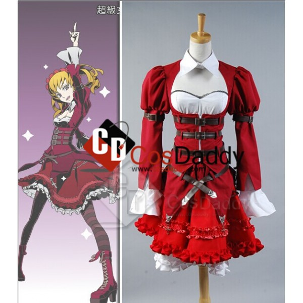 Facebook Game Unlight Donita Dress Cosplay Costume...