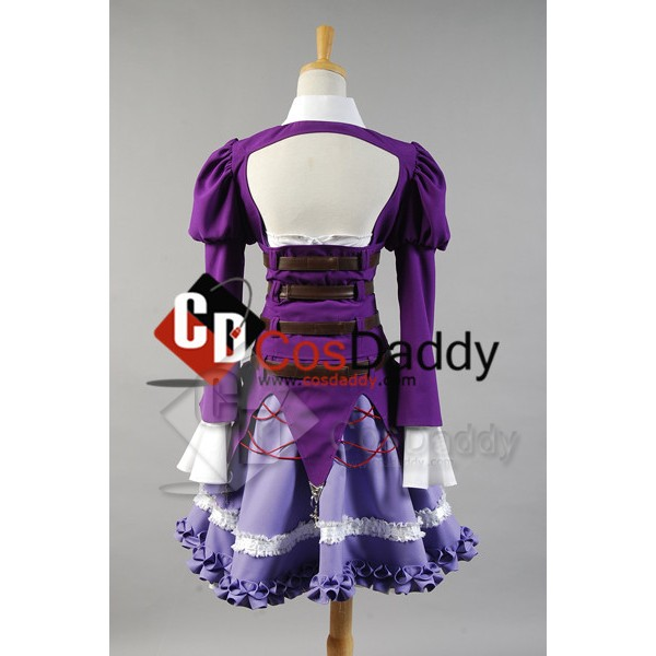 Facebook Game Unlight Sheri Or Donita Cosplay Costume