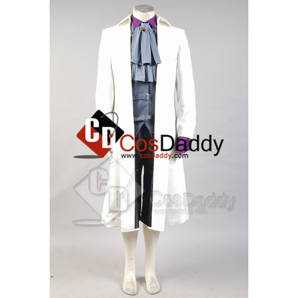 Facebook Game Unlight Walken Cosplay Costume