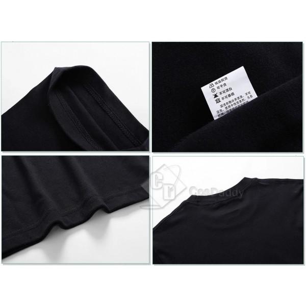 Fairy Tail Natsu Dragneel T shirt Tee Short Sleeves